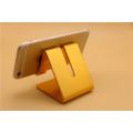 Einfacher Aluminium-Klebehalter für Tablet-Ständer für Smartphone