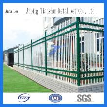 Barrera de hierro de seguridad para casa o parque (fabricante)