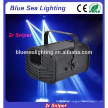 Luz de efeito de palco levou luzes de palco 2r sniper dj disco luzes