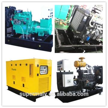Wassergekühlte prima 80KW shangchai diesel motor generator
