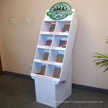 Boîte d'affichage / Carton d'affichage ondulé / Carton d'affichage