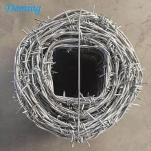 25kgs Hot Dipped Galvaniserad Barbed Fence Wire