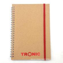 Professional Supplier Spiral Binding Notebook Spiral Notebook