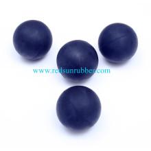Bola de silicone sólido de 30 mm