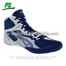 custom color name brand wrestling shoes
