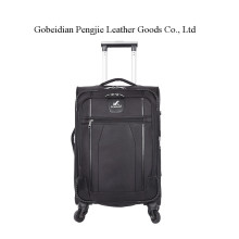 OEM Logo Nylon Fabirc 3pcs Rolling Trolley Luggage