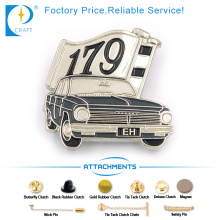Eh 179 coches Intech Productos Pin Badge en estilo antiguo