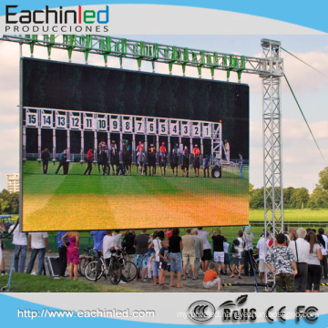 Outdoor Giant Electric LED Screen for Outdoor Activities