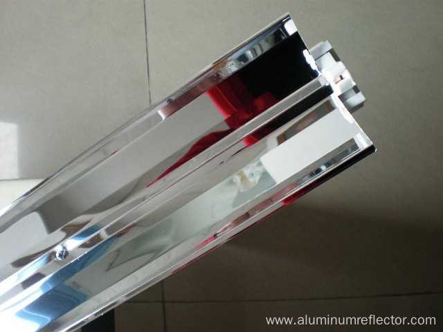 aluminum light parabolic reflector