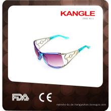 2014 Kunststoff-Glitter-Party-Sonnenbrille