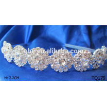 Neue Art und Weisegroßverkauf Rhinestone elastische Haarbänder