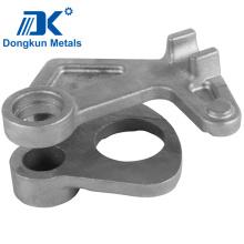 Piezas de fundición de acero al carbono por sorteo