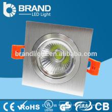 CE RoHS COB 10W clignotant à miroir LED, lampe à miroir led, 3 ans de garantie