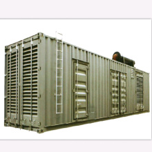 Containerisierte Generator-Sets, Containerized Power Stationen