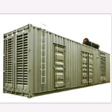 Контейнерные генераторные установки, контейнерные электростанции