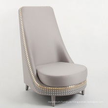 New Design Home Furniture Sofa Chair with Soft Fabric