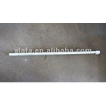 Bolt bolt bar for heat exchanger, stainless steel material