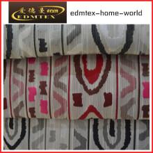Poliéster tecido sofá jacquard EDM0013