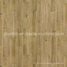Hochwertige Holzmaserung Wasserdicht PVC Vinyl Fliesen (CNG0500N)