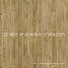 High Quality Wood Grain Waterproof PVC Vinyl Tile (CNG0500N)