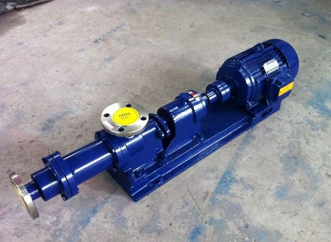 I-1B series thick slurry pump (whole stainless steel) corrosion resistant thick slurry pump 3