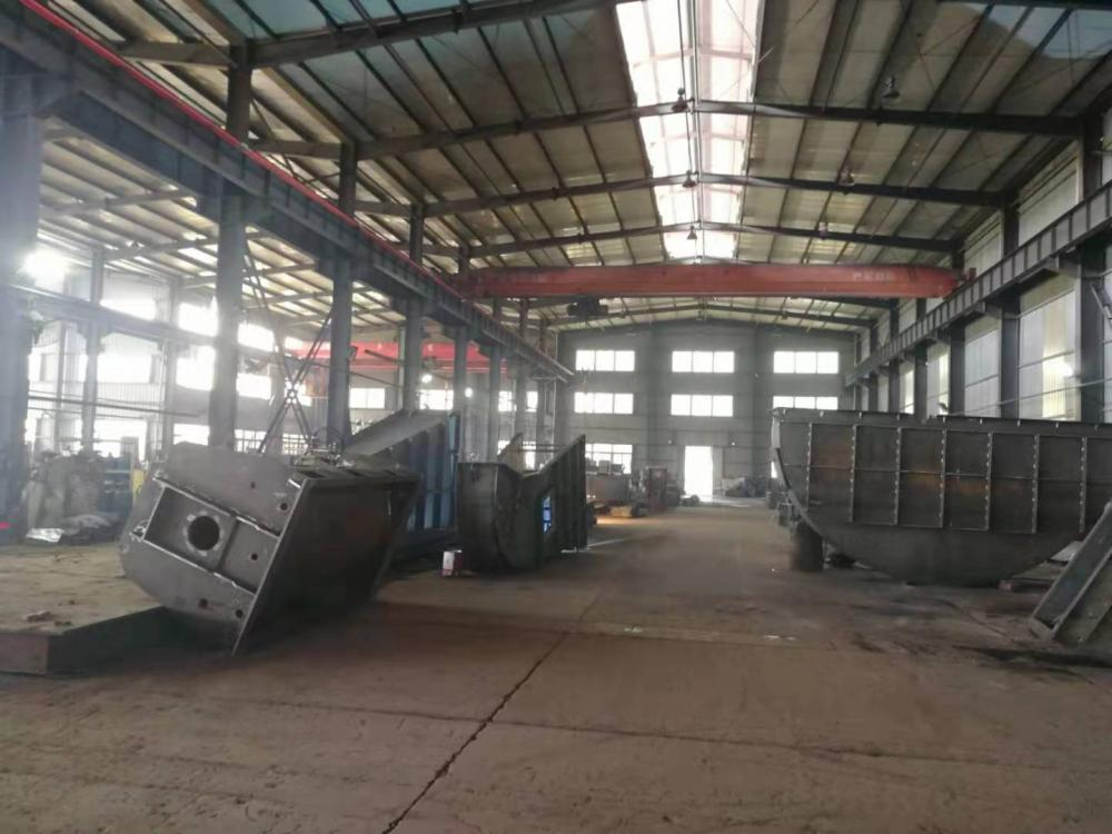 Customized Oem Heavy Duty Metal Welding Fabrication Big Size Steel Frame
