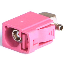 High Quality Waterproof Fakra Connector For GPS Telematics
