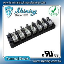 TGP-050-07A 50A 7 Pole Power Supply Bloco de terminação de iluminação LED