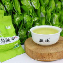 Orgânico acuum embalado oolong chá