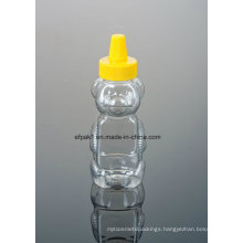 350g Pet Bear Shape Honey Bottle W/ Mouth Caps (EF-H16)