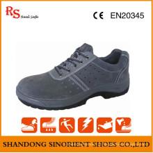 Sapatos de segurança resistentes a produtos químicos para mulheres RS726