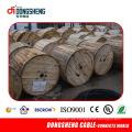 Cable coaxial P3.500 del tronco de madera 1km con CE RoHS ISO