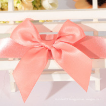 Hot sale colorful small satin bow from factory