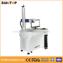 20W Fiber Laser Marking Machine for Aluminum Data Matrix and Qr Code Marking