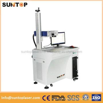 20W Fiber Laser Marking Machine for Aluminum Data Matrix and Qr Code Marking