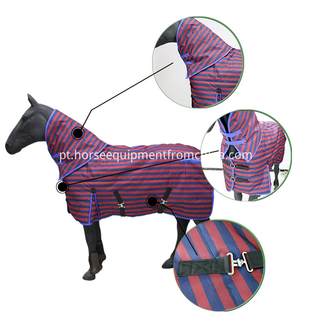 stable horse rug