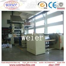 5 Roll Calender PVC Plastic Transparent Color Rigid Film Sheet Extrusion Machine
