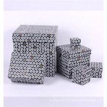 new design perrty cardborad printing paper gift boxes