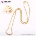 42750 горячей продажи моды хорошее чувство 18k позолоченные ювелирные изделия ожерелье