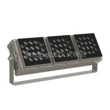 Luzes de inundação LED RGBW anti-reflexo personalizáveis TF1D-1X3 AC