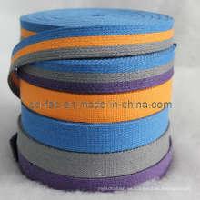 Cinturón de cáñamo teñido duradero y ecológico (HDW-1)
