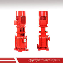 FM Vertical Multisatge Water Pump for Fire Fighting