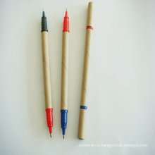 Горячая продавая Eco Содружественные Рециркулированные бумагой Шариковая ручка (ХL-11505)