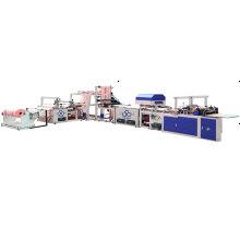 Saco não tecido que faz a máquina (SHXJ-F-500-800)