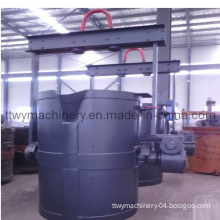 3 Ton Ball Ladle Used for Industrial Furnace
