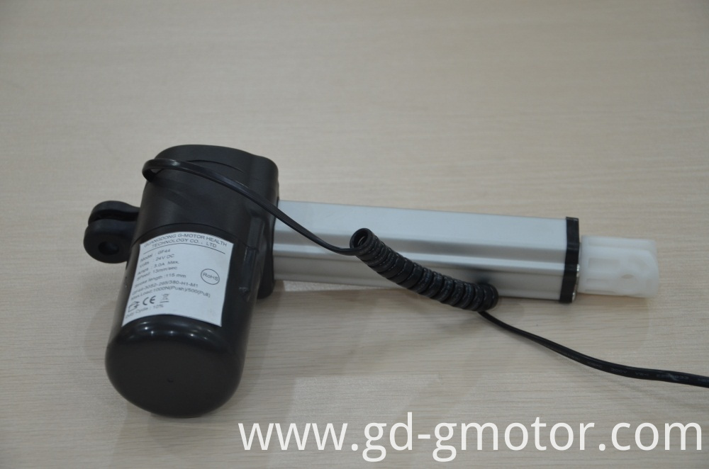 High Precision Linear Actuator