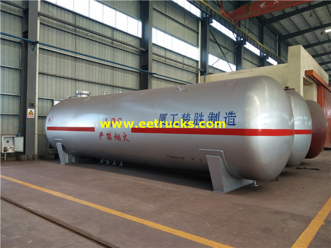 LPG Aboveground Tanks