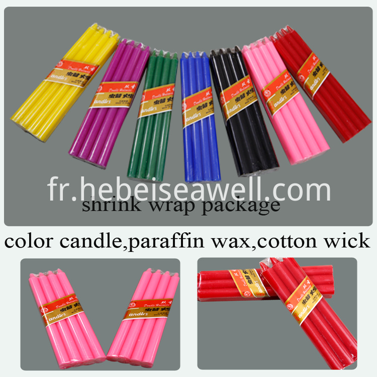 colorful stick candle (43)
