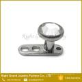 Großhandelskörper piercing Schmuck G23 Titanium Dermal Anchor piercing