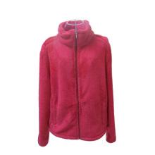 Vrouwen Coral fleece jas